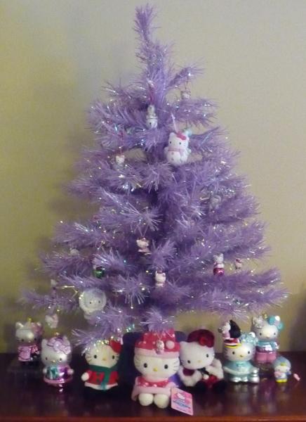 Hello Kitty Xmas Tree Hello Kitty Hell