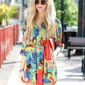 Пляжный стиль одежды | лето 2012