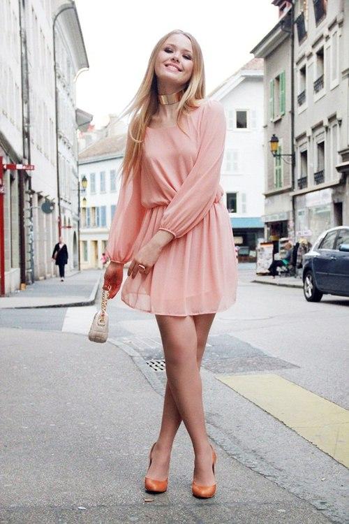 5 тенденций повседневной одежды лета 2012 —нежная пастель