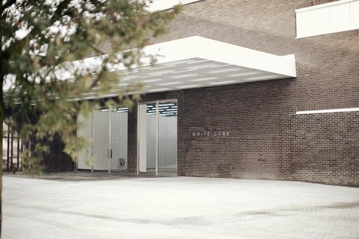 Бермондси Лондон Великобритания — White Cube