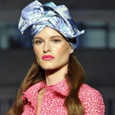 7 модных причёсок 2013 года: повязки на голову