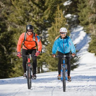 10 способов похудеть к весне — Езда на велосипеде