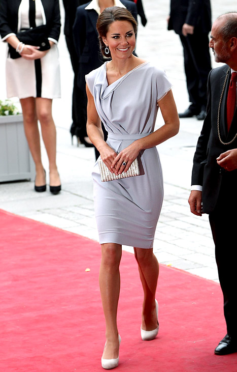 Как Кейт Мидлтон влюбилась в моду