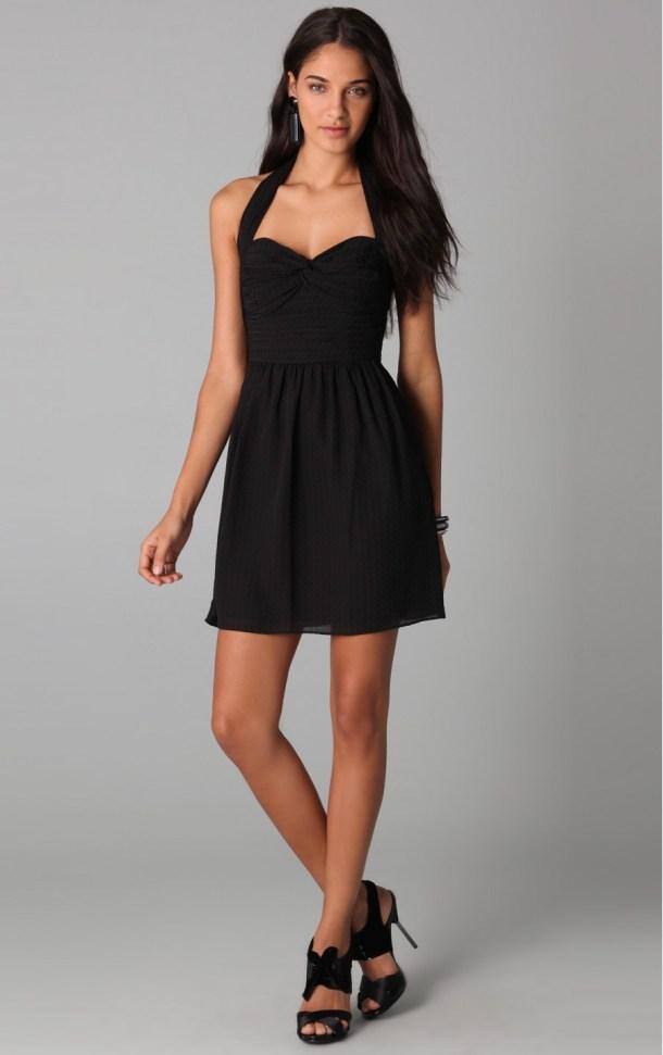 Маленькое чёрное платье - Что делать когда нечего одеть - 9 советов по выбору одежды