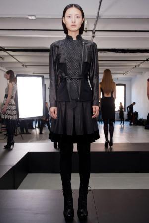 Мода осень 2013 женская одежда - 11