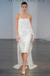 Подборка свадебных платьев от Marchesa - модная свадьба сезона весна 2013 - 19