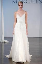 Подборка свадебных платьев от Marchesa - модная свадьба сезона весна 2013 - 3