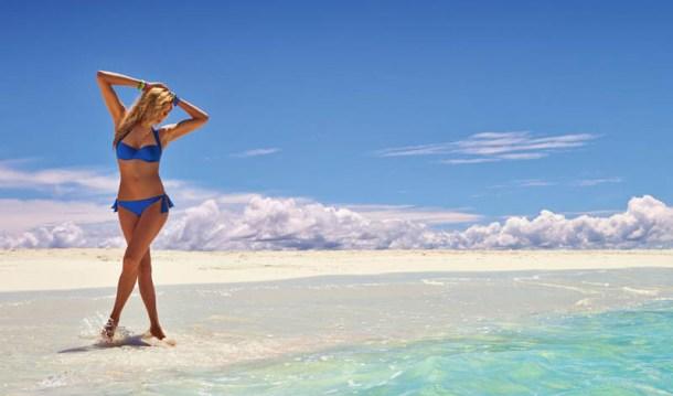 Модная пляжная одежда на лето 2013 года от Calzedonia 10