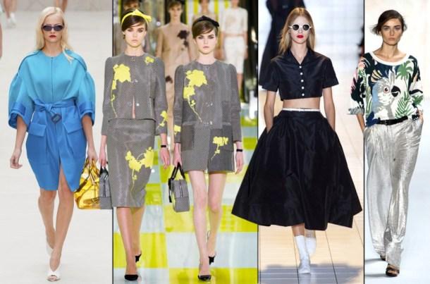 Новости моды - тенденции модной одежды сезона лето 2013