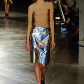 Металлик —модная тенденция 2013 года