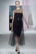 Тенденции летней женской одежды 2013 - модный чёрный цвет от Кристиана Диора 7