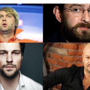 Основные бородачи российского кинематографа