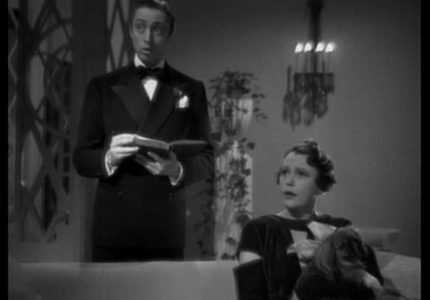 Carlo & Mrs. Bullock: two peas in a pod.