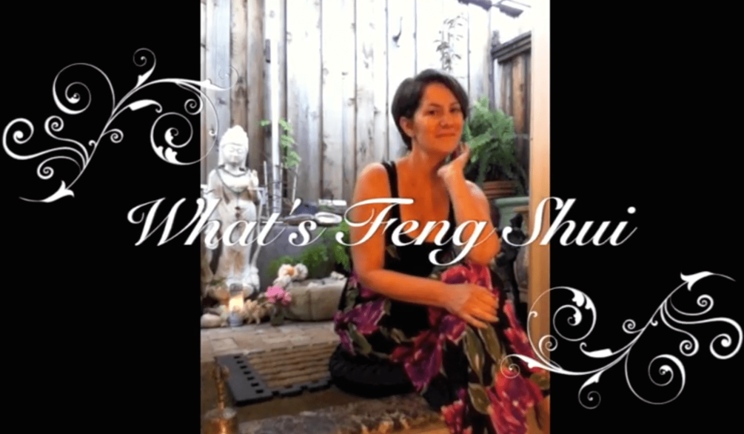 China Rose ~ What's Feng Shui? film project cover, circa 2012