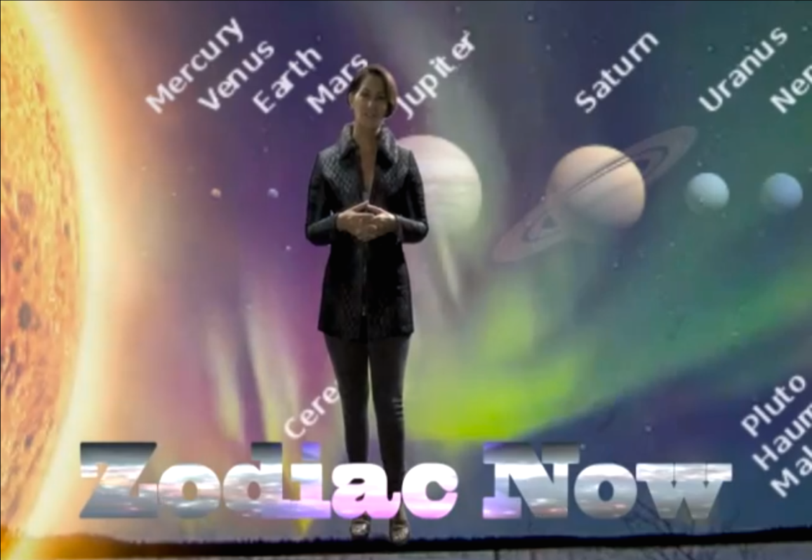 China Rose ~ Zodiac Now 2012, film project cover, circa 2012