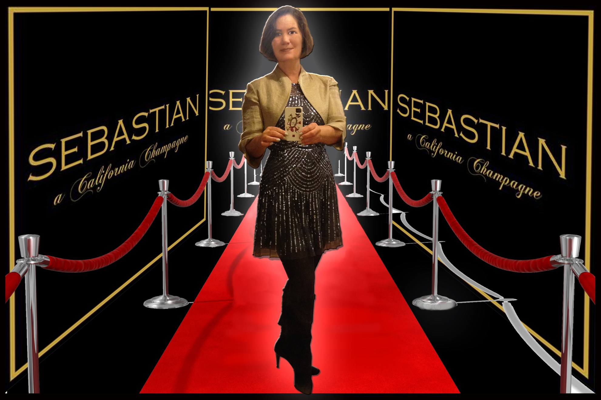 China Rose ~ Movie Reviews & More event, Capitol Grille, Beverly Hills, CA, circa 2014