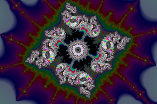 Dragon Star Fractal