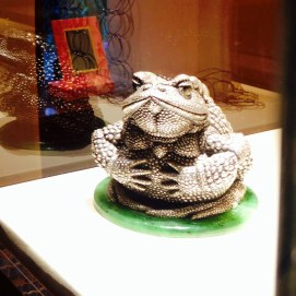 Magic Money Toad by China Rose