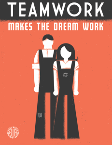 Teamwork | dreamwork