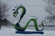 Snow Serpent