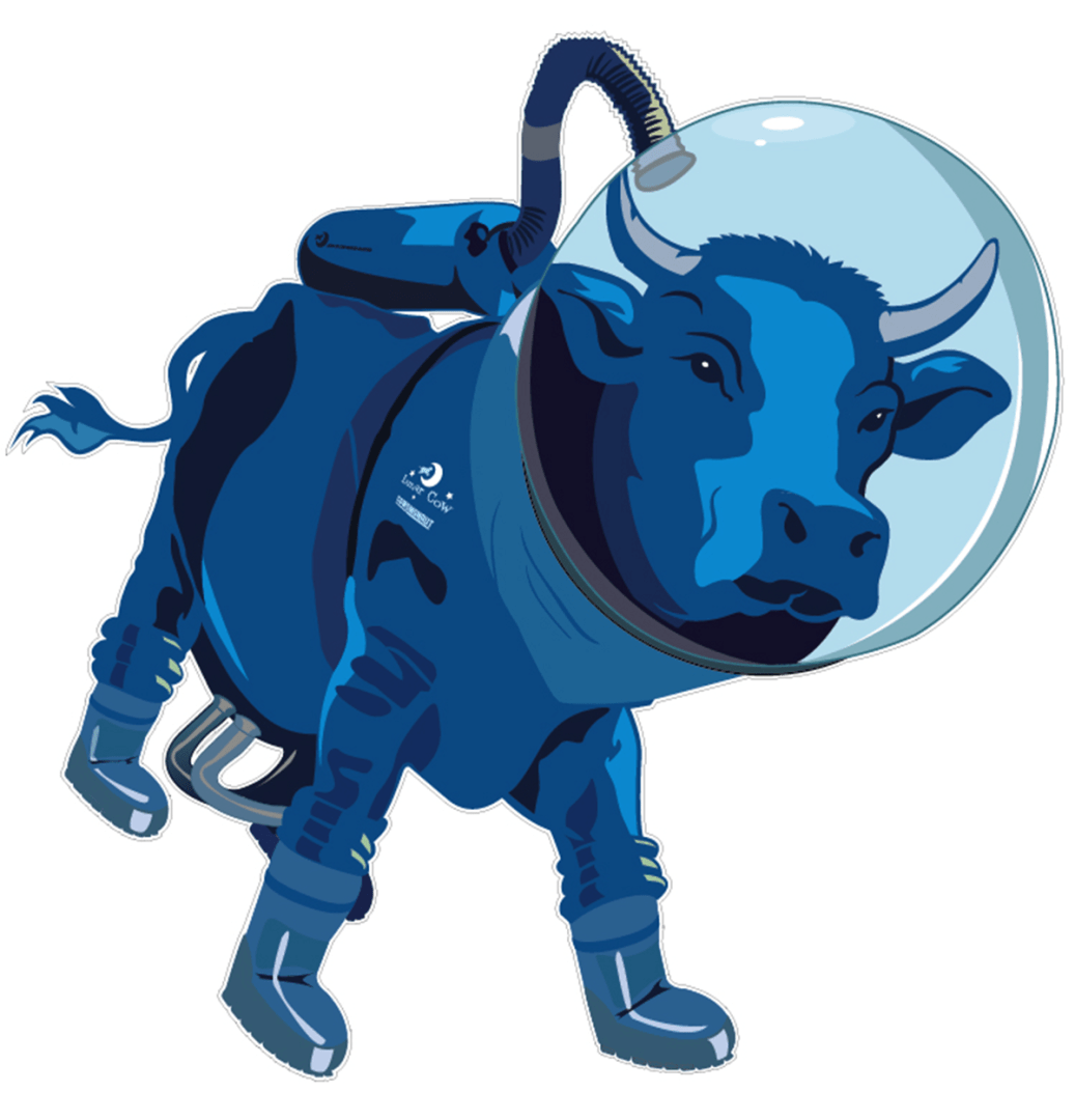 Lunar Cow   Charlie Wager