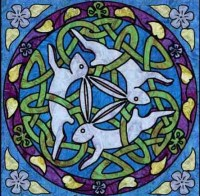 Celtic 3 hares