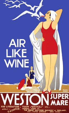 air like wine | vintage Venus