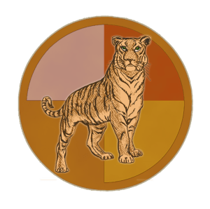 Zodiac Tiger | by China Rose