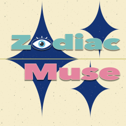 Zodiac Muse Podcast Art Cover
