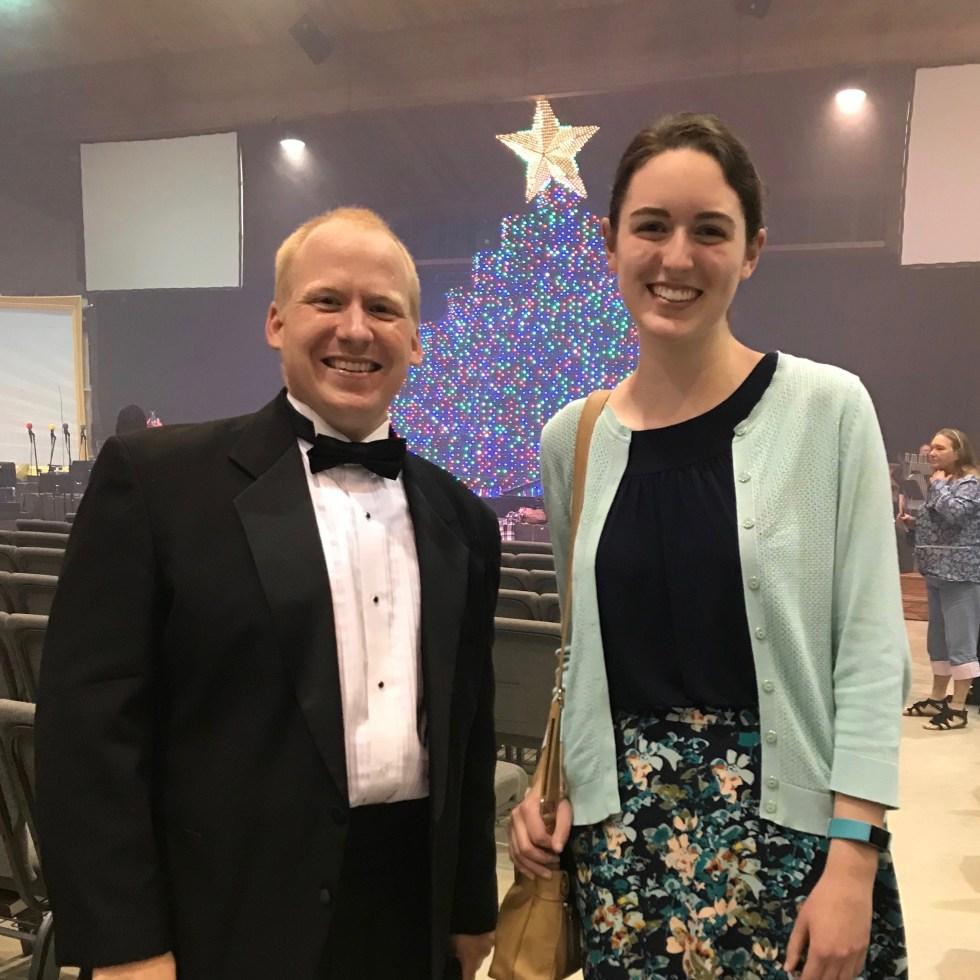 Singing Christmas Tree 2018