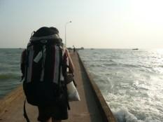 Backpacker life