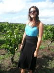 Beautiful Aussie wine country