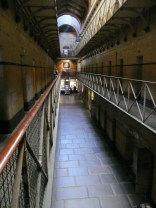 Rows of cells to house early Australians