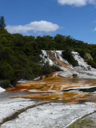 Orakei Korako Thermal Park