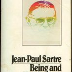 Sartre, Jean-Paul: Being and Nothingness