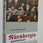 Goldensohn, Leon: Nürnbergin haastattelut