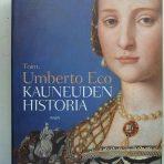Eco, Umberto: Kauneuden historia