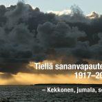 Ekholm, Karhula & Olkkonen (toim.): Tiellä sananvapauteen
