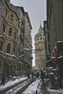 Galata Tower and İstanbul - Kivanc Turkalp Photography / kivancturkalp.com