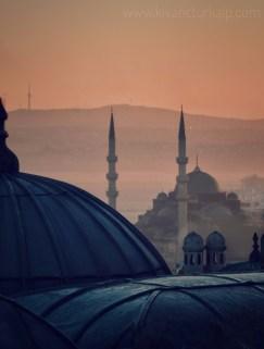 Sunset Time in Istanbul, Kivanc Turkalp Photography
