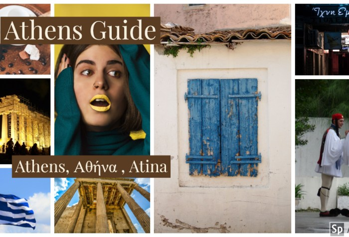 Athens Travel Photography Guide