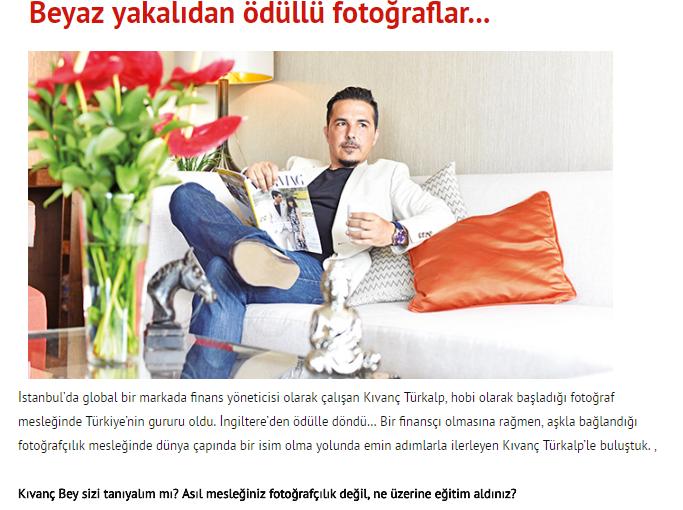 Akşam Gazetesi Röportaj