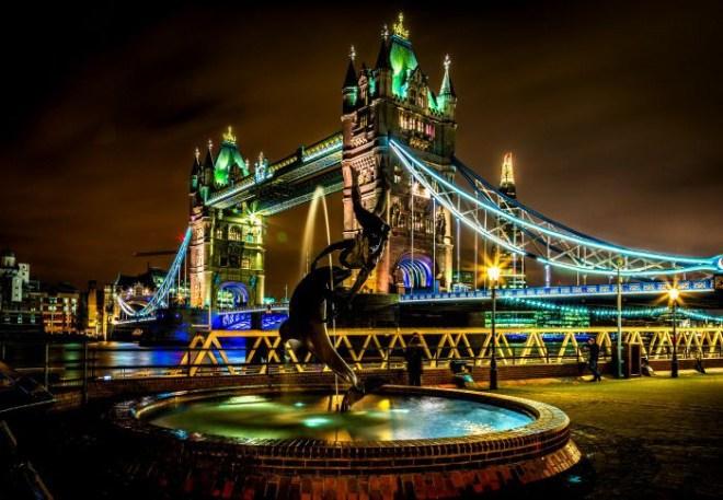 Londra Gezi ve Fotoğraf Rehberi