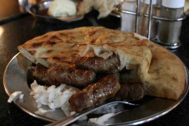 Saraybosna'de ne yenir, Boşnak mutfağı, Saraybosna restoranlar, saraybosna mutfağı