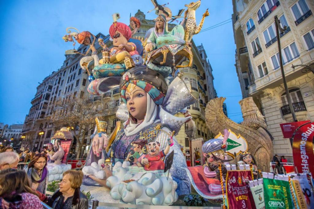 Valensiya Gezi ve Fotoğraf Rehberi