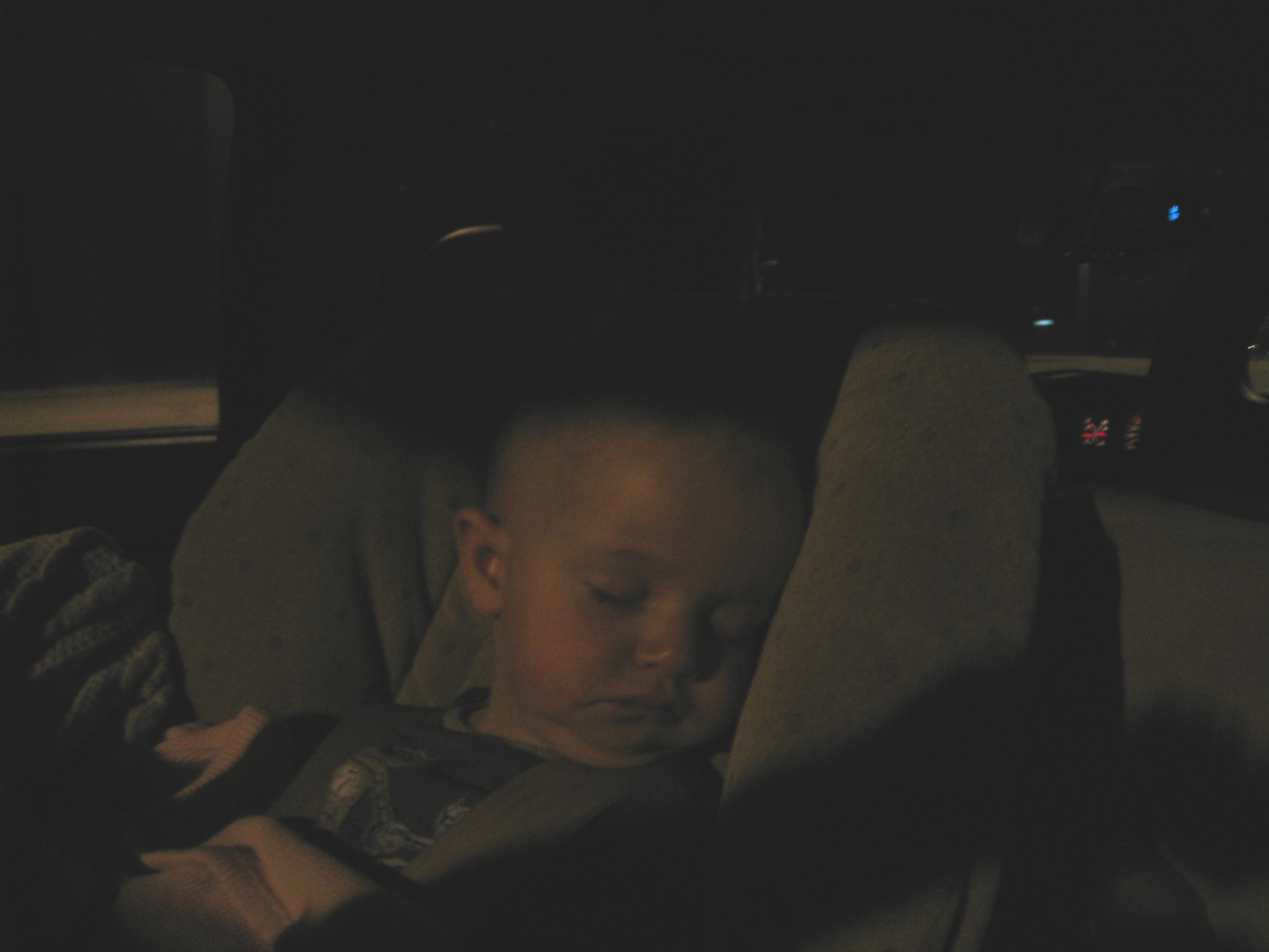 kivrin on the way to her first meteor shower