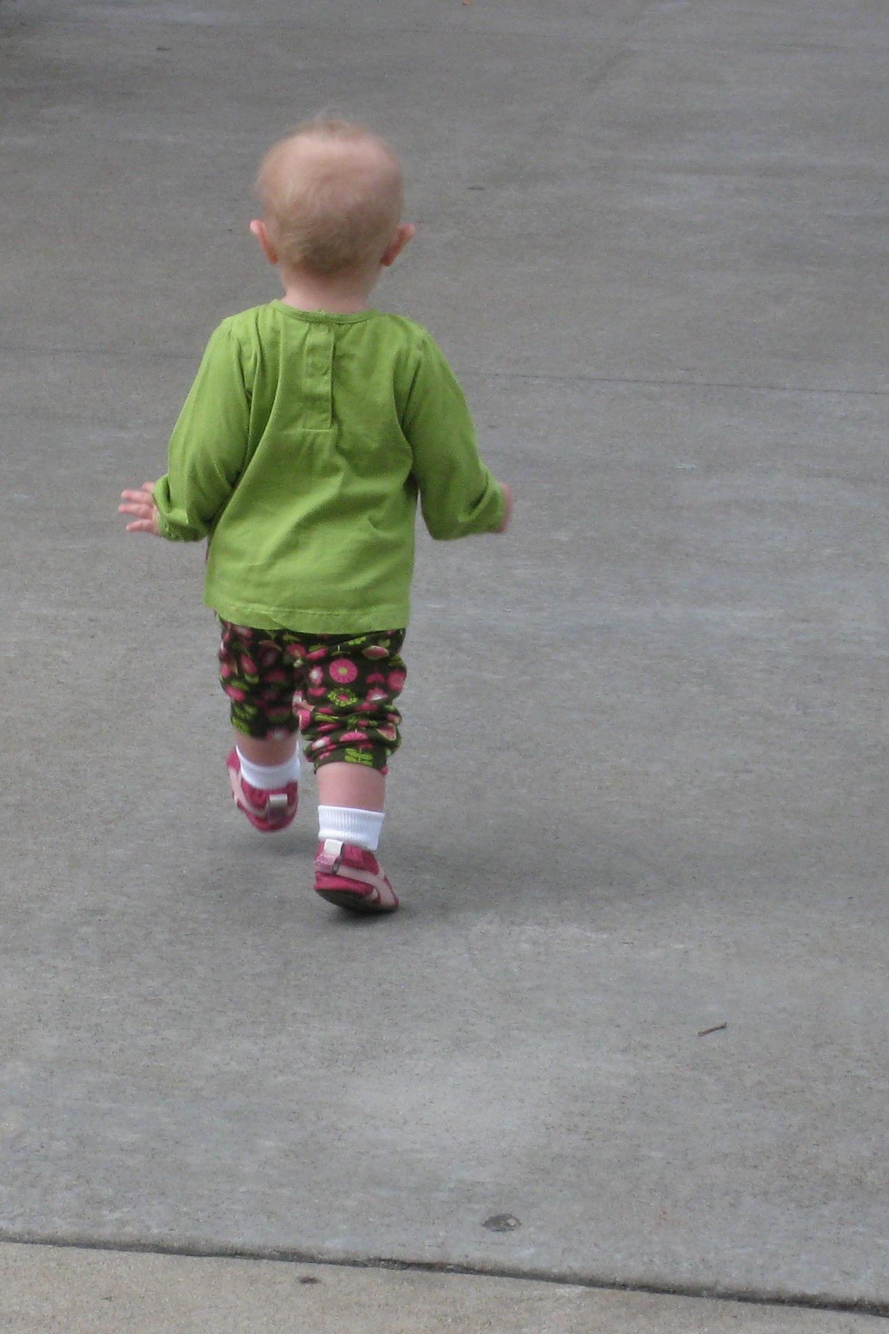 kivrin walking at the zoo