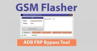 Téléchargez Le box GSM Flasher ADB FRP BYPASS - Version complète 2019