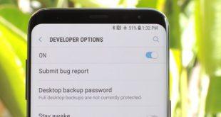 Comment activer les options de développeur sur votre Galaxy S9