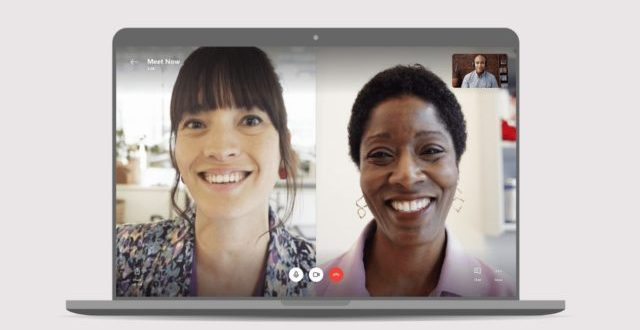 Skype Lance 'Meet Now'